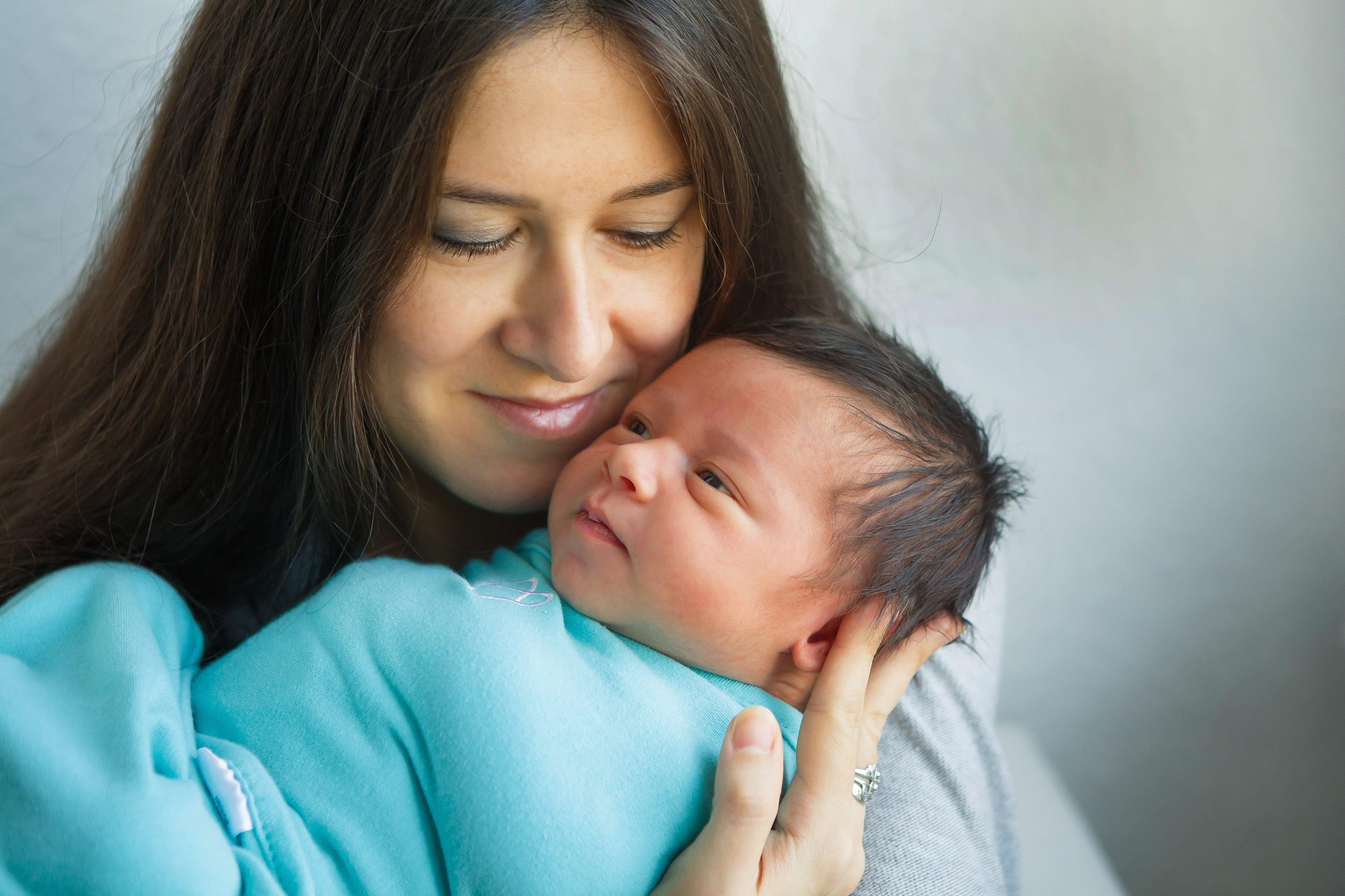 Neugeborenen Fotoshooting in Berlin von Donna Bellini
